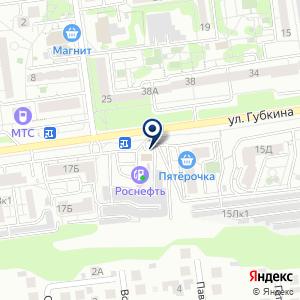 «Салон массажных столов и косметологических кушеток» на карте