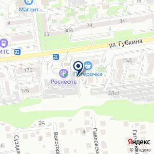 «ВетАиФ» на карте