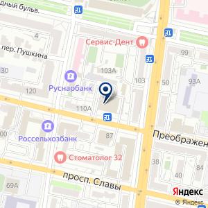 «Кадры-сервис АНО» на карте