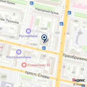 «Nextor» на карте
