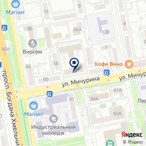 «РосЭнергоГрупп» на карте