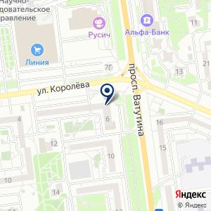 «Центр профессиональной бухгалтерии Приоритет» на карте
