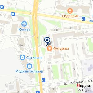 «Hartong» на карте