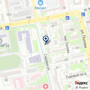 «Макияж-студия» на карте