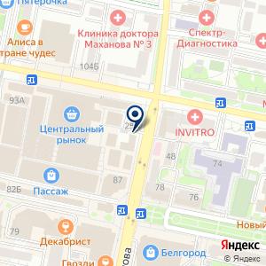«FixPrice» на карте
