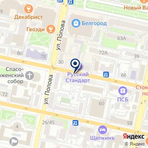 «Нотариус Уретий С.Л» на карте