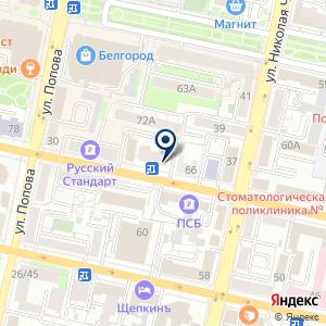«Инфосервис» на карте