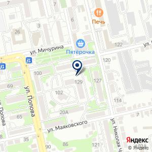 «Инь-Ян» на карте
