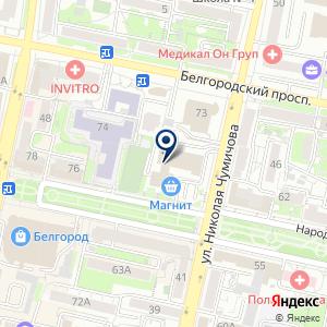 «Оптовая компания по продаже швейной фурнитуры» на карте
