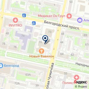 «Studio ProfiStyle» на карте
