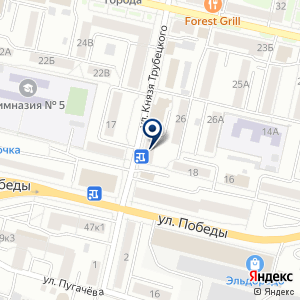 «Смета Белгород» на карте