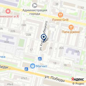 «ПрофРезерв» на карте