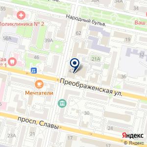 «Всероссийский электропрофсоюз» на карте