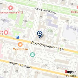 «МРСК Центра ПАО» на карте