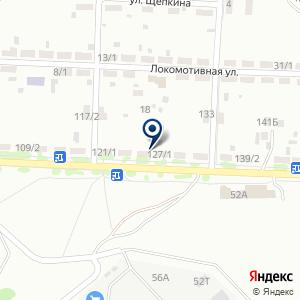«Кардан МАН» на карте
