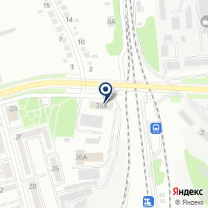 «Автомост» на карте