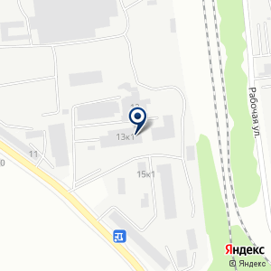 «Белгородский областной фонд поддержки индивидуального жилищного строительства» на карте