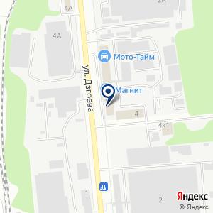 «Мототайм-Актив» на карте