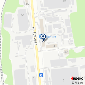 «АрхПроектПлюс» на карте