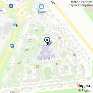 «Белгородская детская музыкальная школа №3» на карте