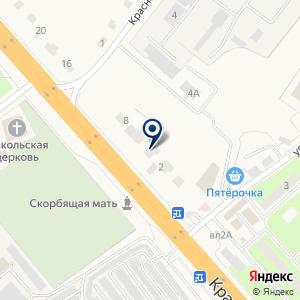 ««BreadSchool»» на карте