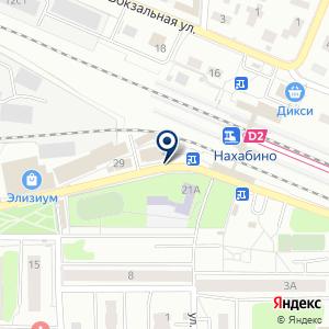 «Займ-Экспресс» на карте