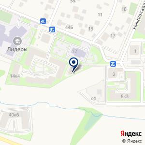 «Сервис 24» на карте
