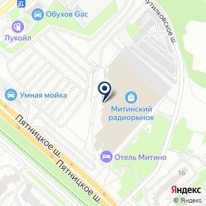 «Радио Профи» на карте