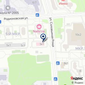 «Медицинский центр амбулаторного диализа B.Brau» на карте