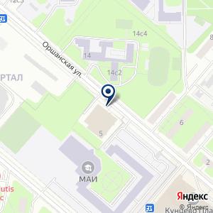 «Юнит-Мед» на карте