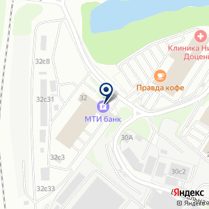 «ВИСА-М» на карте