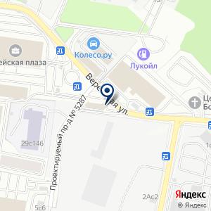 «Матрёшка» на карте
