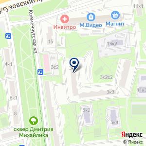 «City Style» на карте