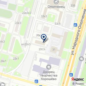 «ЭНЕРГОЭКСПЕРТ АО» на карте
