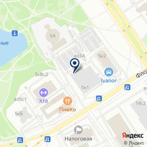 «Проект Лаборатория» на карте