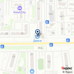 «Белорусская косметика» на карте