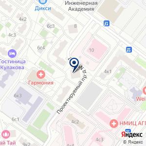 «Интермедика» на карте