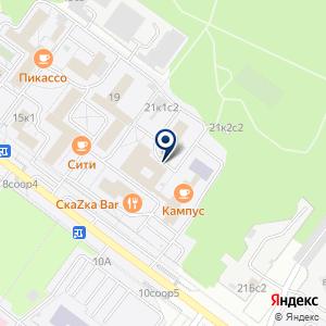 «Марков двор» на карте