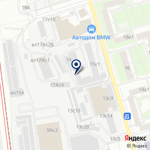 «Металлургпрокатмонтаж» на карте