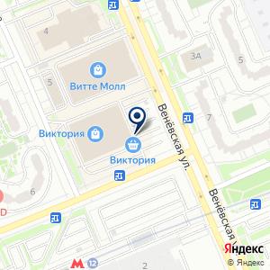 «Мульти-услуги» на карте