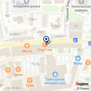«Brandworks» на карте