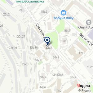 «Dede.ru» на карте