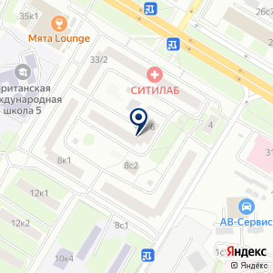 «Люкс Парик» на карте