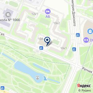 «ГлавЗуб» на карте