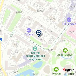 «ВитаСпорт» на карте