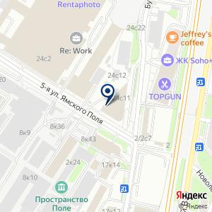 «Клиника доктора Мясникова» на карте