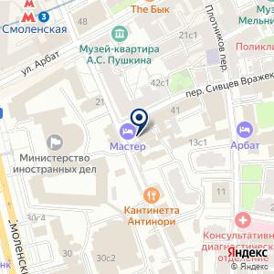 «Центр Флебологии» на карте