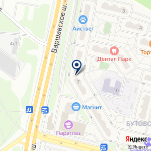 «Intouch Travel» на карте