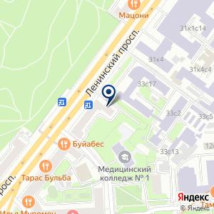 «Eventy» на карте