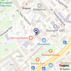 «СРВК» на карте